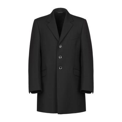CARLO PIGNATELLI CLASSICO ライトコート ブラック 48 ウール 100% ライトコート
