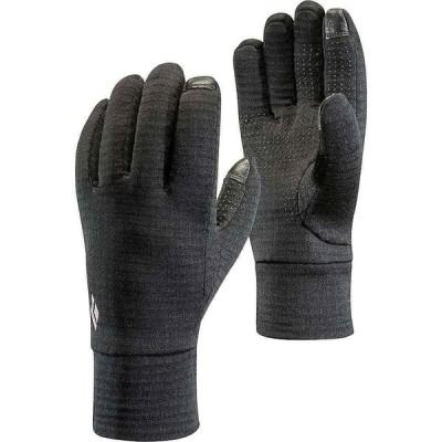 ブラックダイヤモンド Black Diamond ユニセックス 手袋・グローブ MidWeight Gridtech Glove Black