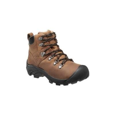 キーン(KEEN) トレッキングシューズ ハイカット 登山靴 ピレニーズ 1004156 (レディース)