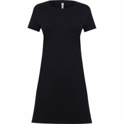 オンリー Only レディース ワンピース ワンピース・ドレス Tunic Min Black
