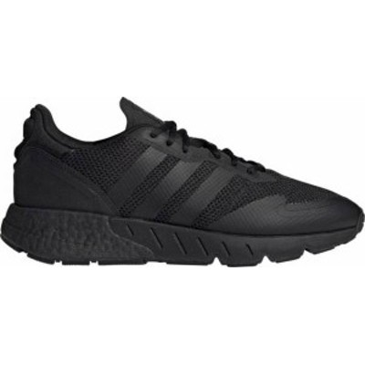アディダス メンズ スニーカー シューズ adidas Originals Men's ZX 1K Boost Shoes Black/Core Black/Black
