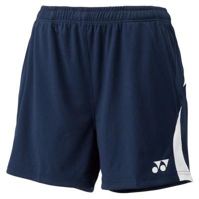 Yonex(ヨネックス) UNI ニットハーフストレッチパンツ 15043 テニス ネイビーブルー  15SS