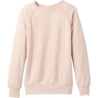 プラーナ レディース パーカー・スウェット アウター Prana Women's Cozy Up Sweatshirt