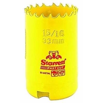 Starrett FCH0156-G HSS FASTCUT HOLESAW 1-5/16 (33MM)
