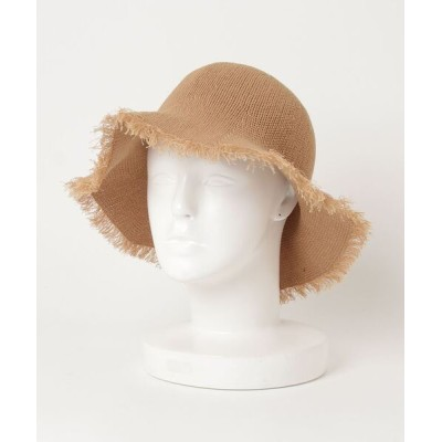 VARIOUS SHOP / フリンジハット WOMEN 帽子 > ハット
