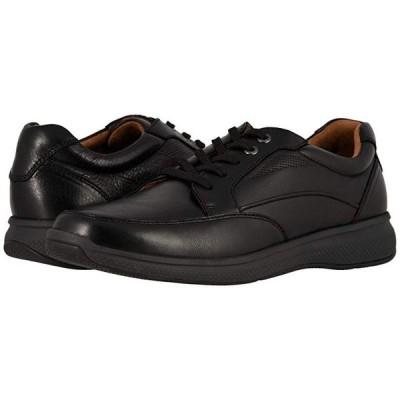 フローシャイム Great Lakes Moc Toe Walk メンズ スニーカー 靴 シューズ Black Milled