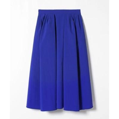 LANVIN en Bleu / ランバン オン ブルー ロングフレアスカート