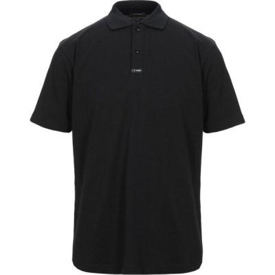 アイムブライアン I'M BRIAN メンズ ポロシャツ トップス polo shirt Black
