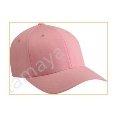 フレックスフィットウールコーマツイルキャップ US サイズ: Small / Medium カラー: ピンク