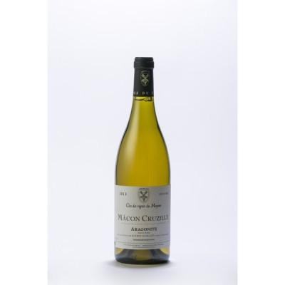 JG・Mクリュジル・アラゴナイト 2013 白 辛口 750ml フランス ブルゴーニュ 日酒販