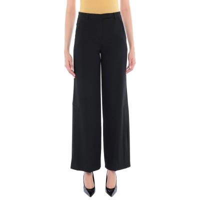 メルシー ..,MERCI パンツ ブラック 40 ポリエステル 95% / レーヨン 5% パンツ