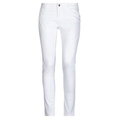レリッシュ RELISH パンツ ホワイト 24 コットン 97% / ポリウレタン 3% パンツ