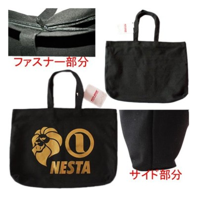 NESTA BRAND ビーチセット(ブラック)ネスタブランド●bbag-1