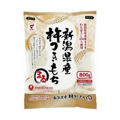たいまつ食品 新潟県産 杵つきもち まる 800g