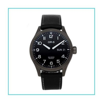 Oris Big Crown Mechanical(Automatic) Black Dial Watch 01 752 7698 4264-07 5 22 19GFC (Pre-Owned)【並行輸入品】