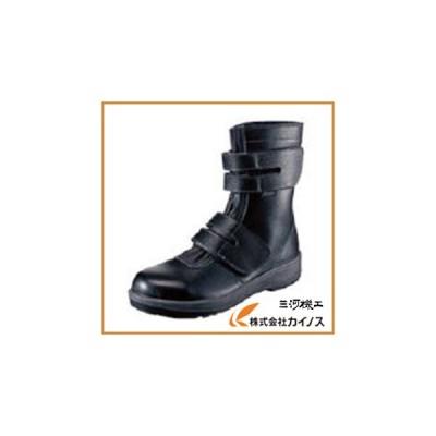 シモン 安全靴 長編上靴 7538黒 28.0cm 7538BK-28.0