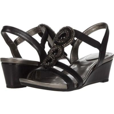 バンドリーノ Bandolino レディース サンダル・ミュール シューズ・靴 Isabel 3 Black
