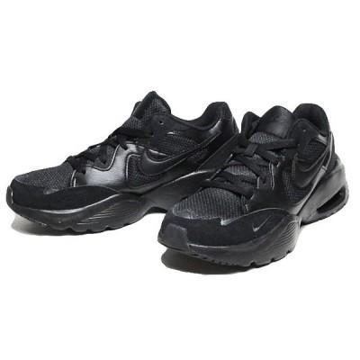 NIKE ナイキ エア マックス フュージョン CJ1670 ブラックブラック メンズ 靴