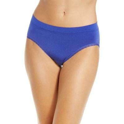 ワコール WACOAL レディース ショーツのみ インナー・下着 B-Smooth High Cut Panties Clematis Blue