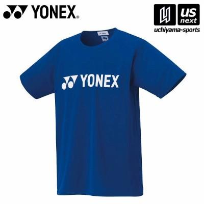 (P3倍)ヨネックス 16501J テニス・バドミントン ウェア(ジュニア) ジュニアドライTシャツ ミッドナイトネイビー [M便 1/1][取り寄せ][自社]
