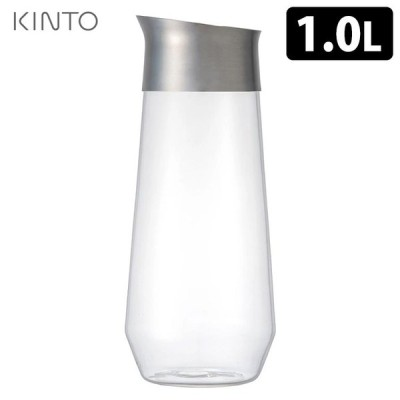 KINTO LUCE ウォーターカラフェ 1L /キントー ルーチェ  /P2倍(ZK)