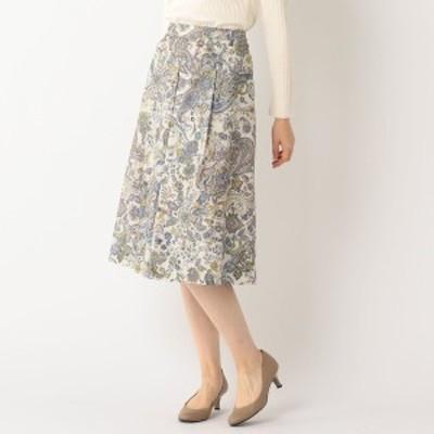 スキャパ(SCAPA)/クラシカルペイズリー スカート