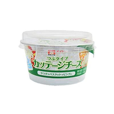 メイトー カッテージチーズ(つぶ) / 110g バター・乳製品・油脂・卵 チーズ類