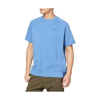 リーバイス クルーネックTシャツ CREWNECK CUTOFF メンズ 85882-0000 RIVERSIDE EMBROIDERY U