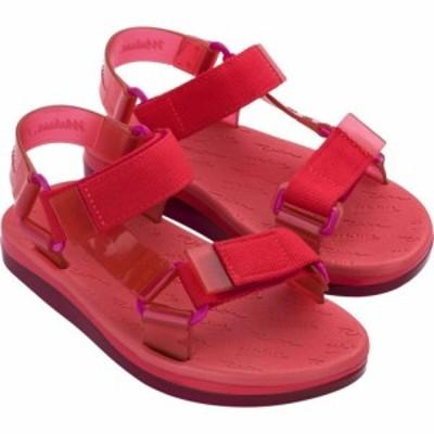 メリッサ MELISSA レディース サンダル・ミュール シューズ・靴 Papete Rider Sandal Red