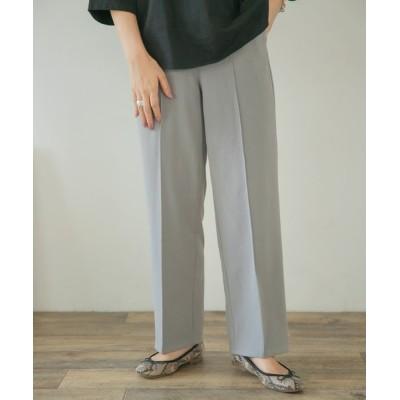 ITEMS URBAN RESEARCH / センターピンタックパンツ WOMEN パンツ > パンツ