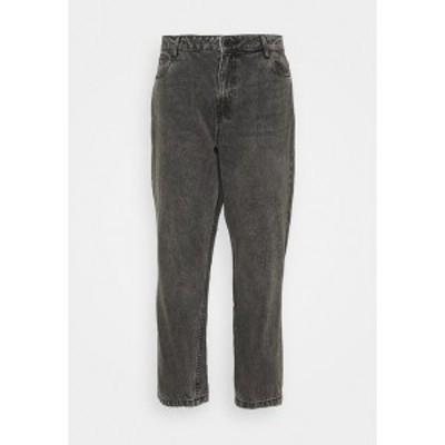 ノイジー メイ カーブ レディース デニムパンツ ボトムス NMISABEL MOM  - Relaxed fit jeans - grey denim grey denim