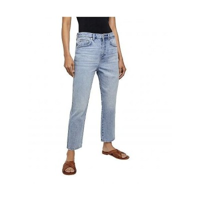 Free People フリーピープル レディース 女性用 ファッション ジーンズ デニム Stovepipe Jeans - Out West Blue