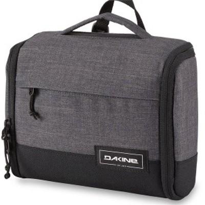 ダカイン メンズ ボディバッグ・ウエストポーチ バッグ Dakine Daybreak Medium Travel Kit Carbon