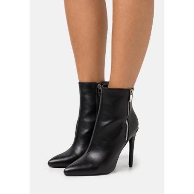ベボ ブーツ&レインブーツ レディース シューズ ROOKY - Classic ankle boots - black