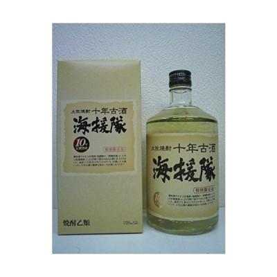 土佐焼酎 十年古酒 海援隊 焼酎 25度 高知県 720ml