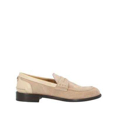 ブリマート BRIMARTS メンズ ローファー シューズ・靴 loafers Dove grey