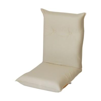 リクライニング座椅子 座椅子 凛 アイボリー 幅46cm チェア リクライニング リクライニングソファ リクライニングチェア フロアチェア 座いす 椅子