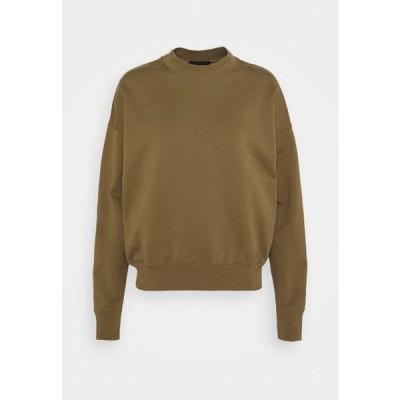 ドライコ=ン レディース ファッション RESALI - Sweatshirt - green