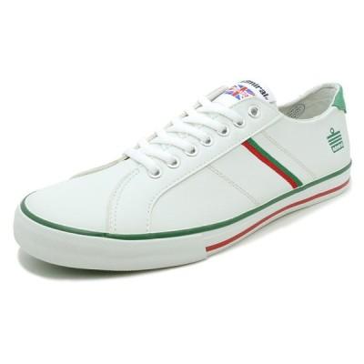 Admiral WATFORD【アドミラル ワトフォード】white/red/green(ホワイト/レッド/グリーン)SJAD0705-010406