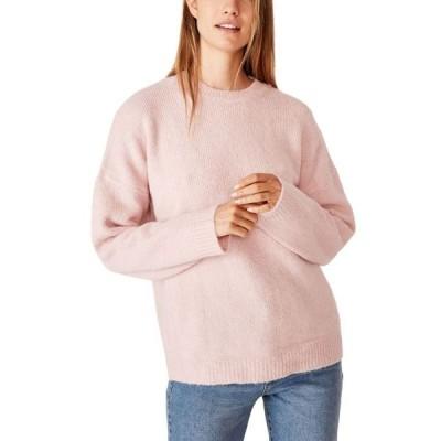 コットンオン レディース ニット・セーター アウター Women's All Day Pullover Sweater