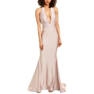 イシュー ワンピース トップス レディース issue New York Gown dark blush
