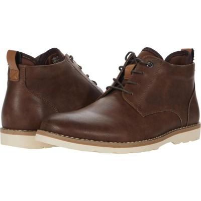 スティーブ マデン Steve Madden メンズ ブーツ チャッカブーツ シューズ・靴 Bulit Chukka Cognac