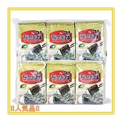 ソチョン 伝統韓国のり 8枚12p入り 【2パック】