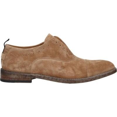 バラクーダ BARRACUDA メンズ シューズ・靴 laced shoes Beige