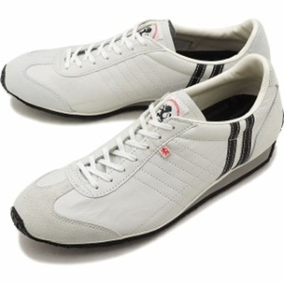 PATRICK IRIS パトリック スニーカー 靴 アイリス WHT/BK(23501)