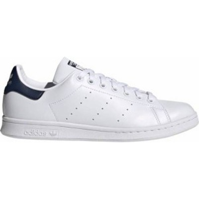 アディダス メンズ スニーカー シューズ adidas Originals Men's Stan Smith Primegreen Shoes White/White/Navy