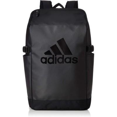 adidas アディダス フェンスター スクエアタイプ  リュックサック ブラックブラック 通学 通塾 部活 通勤 フィットネス 62784