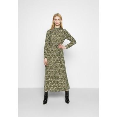 ヴェロモーダ レディース ワンピース トップス VMJOSEPHINE ATHENS DRESS - Maxi dress - ivy green ivy green