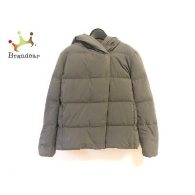 プラステ PLS+T(PLST) ダウンジャケット サイズS レディース - グレー 長袖/冬 新着 20210124