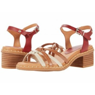 Pikolinos レディース 女性用 シューズ 靴 ヒール Blanes W3H-1739C1 Coral【送料無料】